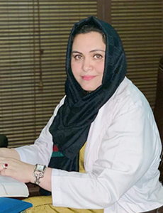 Dr. Anushe Usman Khan